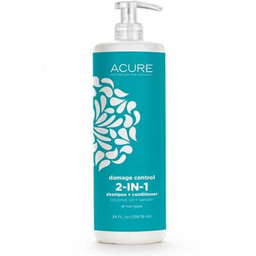 ACURE 2-in-1 Damage Control Shampoo + Conditioner